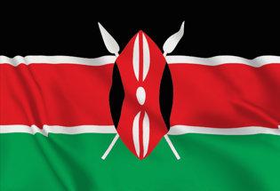 Drapeau Kenya
