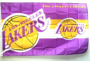 Drapeau Los Angeles Lakers