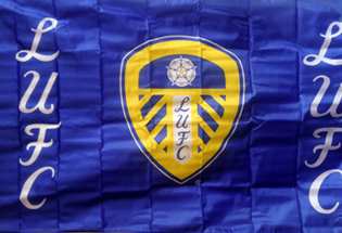 Drapeau Leeds United AFC