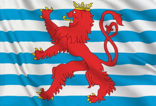 Drapeau Luxembourg (Marine marchande)
