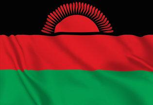 Drapeau Malawi