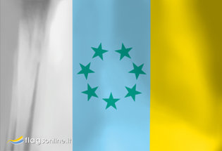 Drapeau Iles Canaries indépendantistes