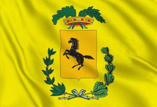 Drapeau Province de Naples