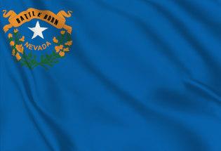 Drapeau Nevada