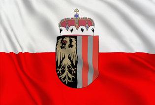 Drapeau Haute-Autriche