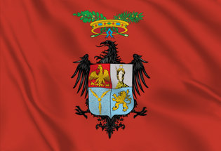 Drapeau Province de Palerme