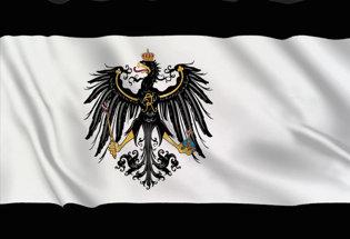 Drapeau Royaume de Prusse (1892-1918)