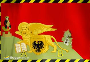 Drapeau République de Venise (1508-1509)