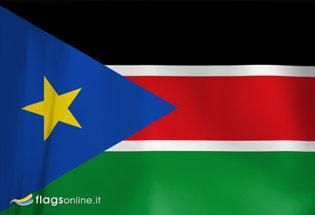 Drapeau Soudan du Sud