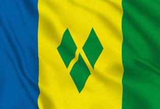 Drapeau Saint Vincent et les Grenadines