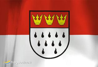 Drapeau Cologne