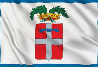 Drapeau Province de Turin