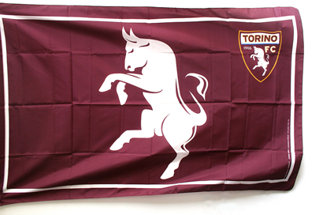 Drapeau Torino Football Club
