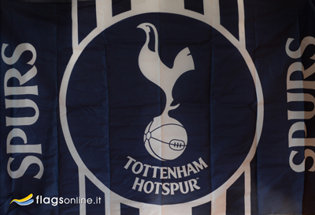 Drapeau Tottenham Hotspur Football Club