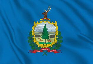 Drapeau Vermont