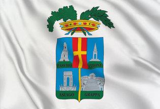 Drapeau Province de Vicenza