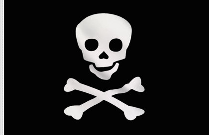 Drapeau Pirate Jolly Roger