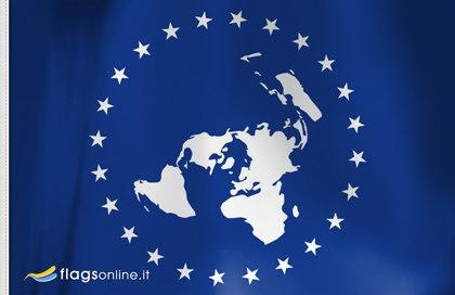 Drapeau Organisation des Nations Unies Non Représentées