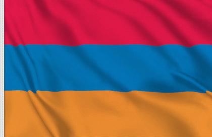 Drapeau Armenie