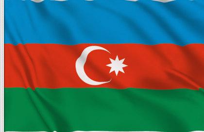 Drapeau Azerbaïdjanais