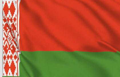 Drapeau Biélorusse