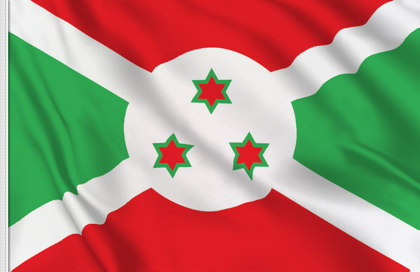 Drapeau de table Burundi