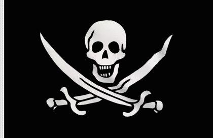 Drapeau Pirate Jack Rackham