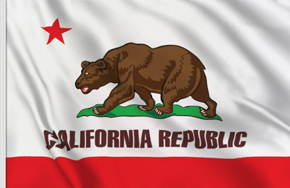 Drapeau Californien