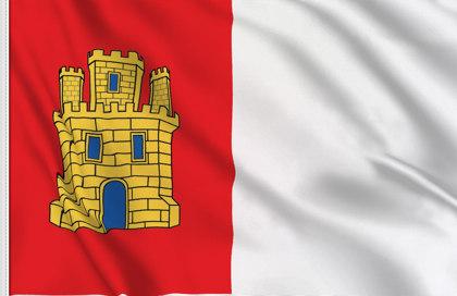Drapeau Castille La Manche
