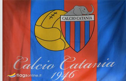 Drapeau Catania Calcio