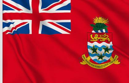 Drapeau Iles Caimans (Marine marchande)