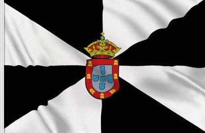 Drapeau Ceuta