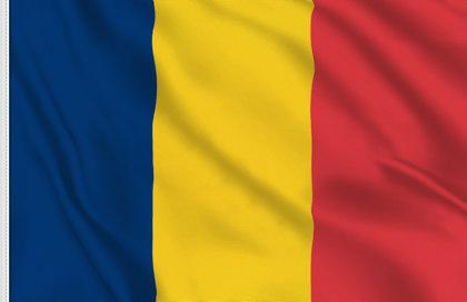Drapeau Tchadien