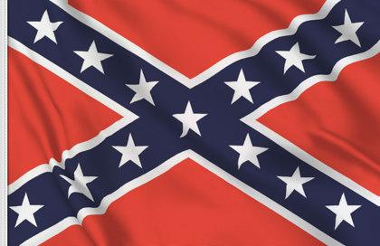 Drapeau États confédérés d'Amérique (1863-1865)