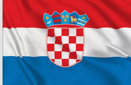 Drapeau Croate