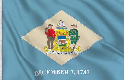 Drapeau Delaware