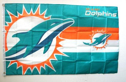 Drapeau Miami Dolphins