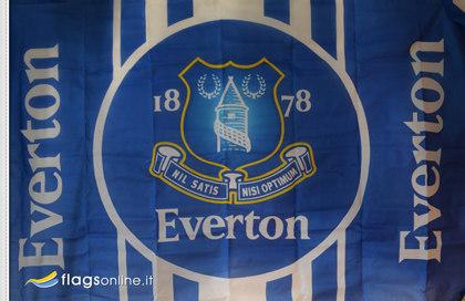 Drapeau Everton Football Club