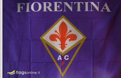 Drapeau Fiorentina