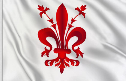 Drapeau de table Florence