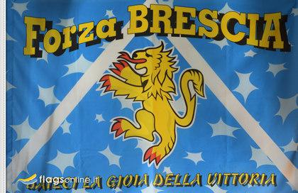 Drapeau Brescia