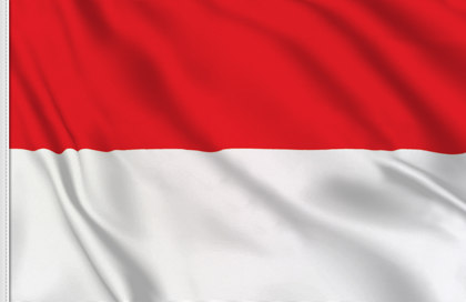 Drapeau Indonesie