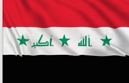 Drapeau Irakien (1991-2008)