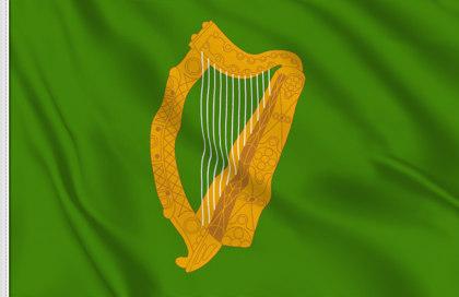 Drapeau Irlande (Marine militaire)