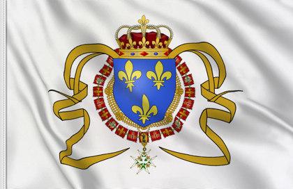 Drapeau Louis XIV (1638-1715)