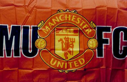 Drapeau Manchester United FC