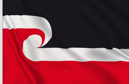 Drapeau de table Maoris