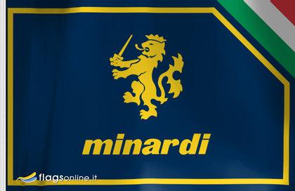 Drapeau Minardi
