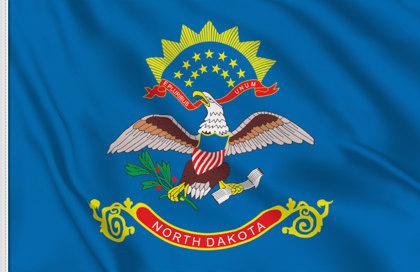 Drapeau Dakota du Nord