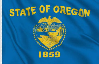 Drapeau Oregon